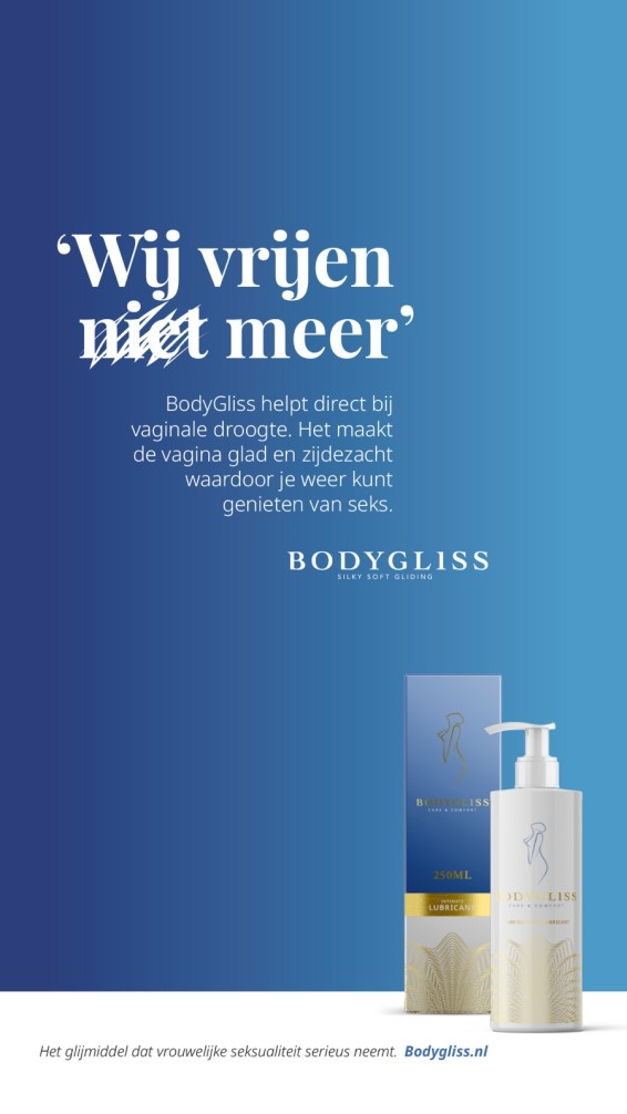BodyGliss male/male